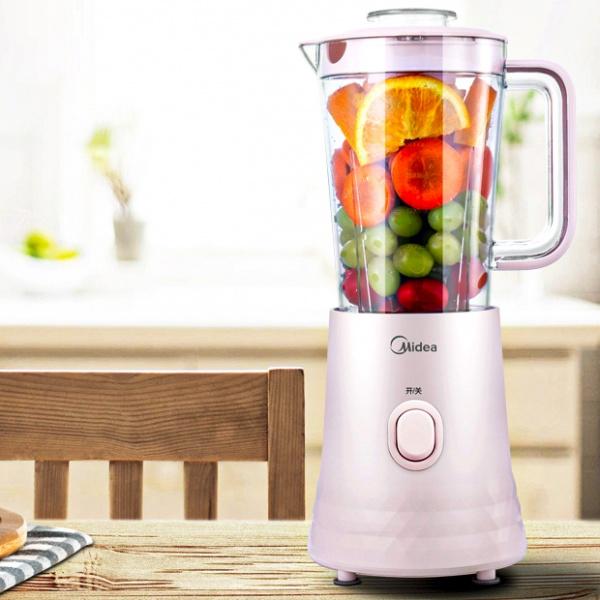Midea juicer ахуйн жимс жимсгэнэ жижиг автомат жимс, хүнсний ногооны олон үйлдэлт шарсан шүүс хоол хийх машин зөөврийн жүүс