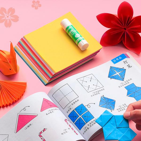 Тусгай цаасан дээр тусгай цаасан дээр тусгай цаасан хуудас даавуун цаас цаасан дээр тусгай тусгай зориулагдсан цаасан дээр хэвлэх ангийн сургуулийн хүүхдүүд, өнгөт цаас зөөлөн, зузаан цаасан тогоруу материал DIY цаас нисэх онгоцонд